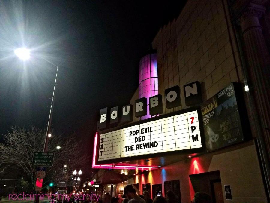 The Bourbon Theatre