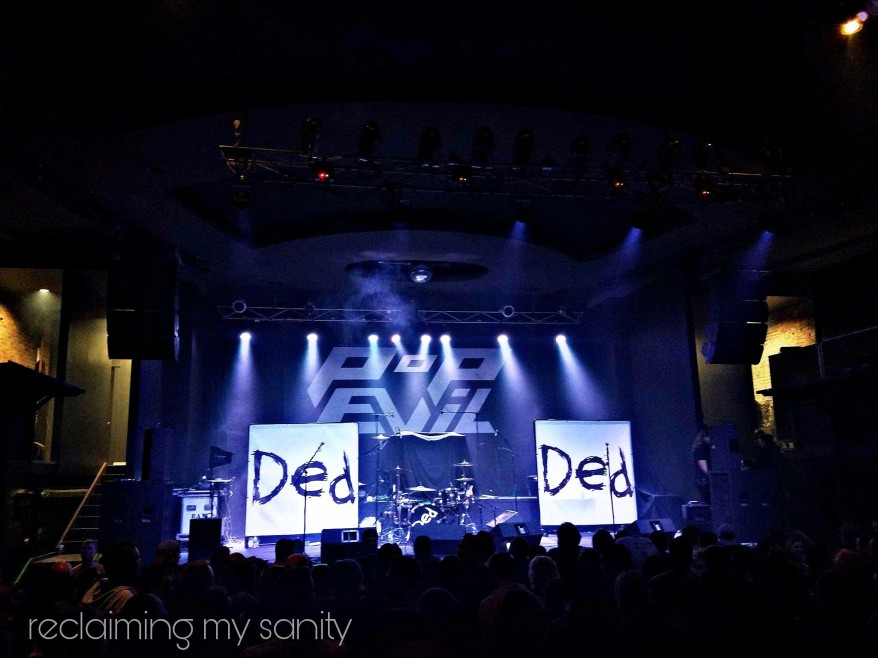 Ded at the Bourbon Theatre