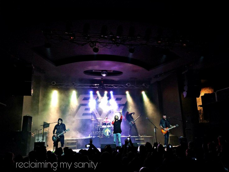 Pop evil at the Bourbon Theatre